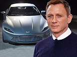 Mandatory Credit: Photo by David Fisher/REX (4275071b)  Aston Martin  James Bond 'Spectre' film photocall, London, Britain - 04 Dec 2014