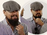 Leonardo Di Caprio sporting a thick beard walking around Art Basel with a large group of friends\nFeaturing: Leonardo DiCaprio\nWhere: Miami, United States\nWhen: 03 Dec 2014\nCredit: Starpress/WENN.com\n**Not available for publication in Germany, Austria, Switzerland. Available for internet use worldwide. Not available for TV, Print in Germany.**