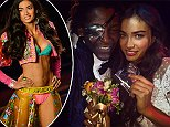 Kelly Gale with trainer Papi Cuerpo