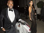 MUST BYLINE: EROTEME.CO.UK\nShanina Shaik and her boyfriend Tyson Beckford arrive back at The Edition Hotel after the Victoria's Secret Fashion Show at Earl's Court in London. Tyson came in carrying his girlfriend's stuff.\nNON-EXCLUSIVE    December 03 2014\nJob: 141203W7    London, England\nEROTEME.CO.UK\n44 207 431 1598\n