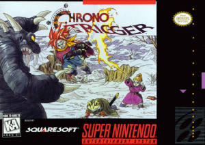 chrono trigger box art 300x212 Let's Play Chrono Trigger SNES Parts 6 & 7