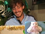 Another hilarious baby clip meant Spanish midfielder David Silva bowed out at the final video