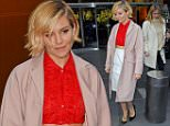 Mandatory Credit: Photo by Buzz Foto/REX (4275374f)\n Sienna Miller\n Sienna Miller out and about, New York, America - 04 Dec 2014\n Sienna Miller seen out in Manhattan\n