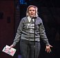 "NEW YORK, NY - DECEMBER 02:  Actress/Author Lena Dunham reads from her book, ""Not That Kind of Girl"" during the 2014 Ally Coalition's Talent Show at New World Stages on December 2, 2014 in New York City.  (Photo by Mike Pont/Getty Images)"
