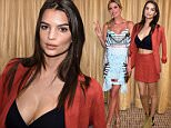 MIAMI BEACH, FL - DECEMBER 03:  Emily Ratajkowski attends Art Basel Miami Beach 2014 - VIP Preview at the Miami Beach Convention Center on December 3, 2014 in Miami Beach, Florida.  (Photo by Venturelli/Getty Images)