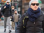 Mandatory Credit: Photo by Startraks Photo/REX (4275442d)\n Naomi Watts with Sons (Alexander Pete and Samuel Kai)\n Naomi Watts and sons out and about, New York, America - 04 Dec 2014\n Naomi Watts Out with Sons\n