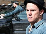 Picture Shows: Channing Tatum  December 04, 2014\n \n 'Magic Mike' star Channing Tatum is spotted leaving a dance studio in Los Angeles, California. The actor and busy dad was surprised to find that he got slapped with a parking ticket on his black pickup truck.\n \n Non Exclusive\n UK RIGHTS ONLY \n \n Pictures by : FameFlynet UK © 2014\n Tel : +44 (0)20 3551 5049\n Email : info@fameflynet.uk.com