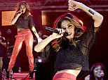 4 Dec 2014 - MANCHESTER - UK  NICOLE SCHERZINGER PERFORMING AT THE KEY 103 RADIO CHRISTMAS LIVE GI  BYLINE MUST READ : XPOSUREPHOTOS.COM  ***UK CLIENTS - PICTURES CONTAINING CHILDREN PLEASE PIXELATE FACE PRIOR TO PUBLICATION ***  **UK CLIENTS MUST CALL PRIOR TO TV OR ONLINE USAGE PLEASE TELEPHONE   44 208 344 2007 **