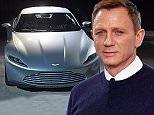 Mandatory Credit: Photo by David Fisher/REX (4275071b)  Aston Martin  James Bond 'Spectre' film photocall, London, Britain - 04 Dec 2014