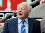 Wigan Athletic owner Dave Whelan stands near the entrance to the players tunnel ahead of the Sky Bet Championship match at the DW Stadium, Wigan.      PRESS ASSOCIATION Photo. Picture date: Saturday November 22, 2014. See PA story SOCCER Wigan. Photo credit should read Anna Gowthorpe/PA Wire. Editorial use only. Maximum 45 images during a match. No video emulation or promotion as 'live'. No use in games, competitions, merchandise, betting or single club/player services. No use with unofficial audio, video, data, fixtures or club/league logos.