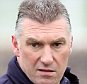 LEICESTER, ENGLAND - DECEMBER 05:  Leicester manager Nigel Pearson during the Leicester City training session at Belvoir Drive Training Ground on December 5, 2014 in Leicester, England. (Photo by Plumb Images/Leicester City FC via Getty Images)