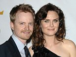 FILE - DECEMBER 05: Actress Emily Deschanel and her husband David Hornsby are expecting their second child together. CENTURY CITY, CA - MARCH 19:  David Hornsby and Emily Deschanel attend the Humane Society's 25th annual Genesis Awards at the Hyatt Regency Century Plaza on March 19, 2011 in Century City, California.  (Photo by Jason LaVeris/FilmMagic)