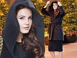 EXCLUSIVE FAO DAILY MAIL ONLINE ONLY\n Mandatory Credit: Photo by Startraks Photo/REX (4275444c)\n Lana Del Rey\n Lana Del Rey out and about, New York, America - 04 Dec 2014\n Lana Del Rey Outside Mandarin Hotel\n