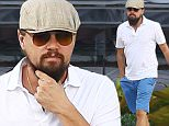 Picture Shows: Leonardo DiCaprio, Leo DiCaprio  December 05, 2014\n \n 'The Wolf Of Wall Street' actor Leonardo DiCaprio strokes his bushy beard while out and about at Art Basel with friends in Miami, Florida. It is being reported that Leo spent almost $1million on a new piece for his art collection on the first day of Art Basel!\n \n Non-Exclusive\n UK RIGHTS ONLY\n \n Pictures by : FameFlynet UK © 2014\n Tel : +44 (0)20 3551 5049\n Email : info@fameflynet.uk.com