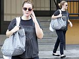 Picture Shows: Drew Barrymore  December 04, 2014\n \n 'Blended' actress Drew Barrymore is seen leaving the gym in Studio City, California after a workout. Drew has been busy lately promoting her new cosmetics line, FLOWER Beauty, which recently joined with PETA's 'Beauty Without Bunnies.' \n \n Non-Exclusive\n UK RIGHTS ONLY\n \n Pictures by : FameFlynet UK © 2014\n Tel : +44 (0)20 3551 5049\n Email : info@fameflynet.uk.com