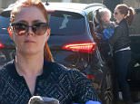 Picture Shows: Aviana Le Gallo, Amy Adams  December 06, 2014\n \n 'Batman V Superman: Dawn Of Justice' actress Amy Adams and her daughter Aviana spotted out and about in Studio City, California.\n \n Non-Exclusive\n UK RIGHTS ONLY\n \n Pictures by : FameFlynet UK © 2014\n Tel : +44 (0)20 3551 5049\n Email : info@fameflynet.uk.com