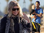 Picture Shows: Axl Duhamel, Fergie, Fergie Duhamel, Stacy Ferguson  December 06, 2014\n \n Couple Fergie and Josh Duhamel spend the day with their son Axl on the beach in Santa Monica, California. While Fergie and Axl played in the water, Josh and his buddies played a game of flag football.\n \n Non-Exclusive\n UK RIGHTS ONLY\n \n Pictures by : FameFlynet UK © 2014\n Tel : +44 (0)20 3551 5049\n Email : info@fameflynet.uk.com