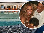 Their new home? Beyonce and Jay Z 'close to buying' an $85M Beverly Hills estate after visiting the cliffside property twice\n