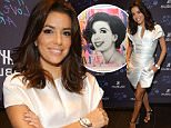 MIAMI, FL - DECEMBER 05:  Actress Eva Longoria attends Hublot Bal Harbour Presents: Time is Beautiful with Mr Brainwash and Eva Longoria on December 5, 2014 in Miami, Florida.  (Photo by Gustavo Caballero/Getty Images for Hublot)