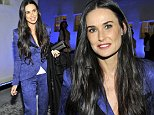 LOS ANGELES, CA - DECEMBER 05:  Actress Demi Moore attends the launch of Just One Eye's Ulysses Tier 1: The Ultimate Disaster Relief Kit on December 5, 2014 in Los Angeles, California.  (Photo by Donato Sardella/Getty Images for Just One Eye)