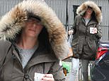 Mandatory Credit: Photo by Startraks Photo/REX (4277695a)\n Uma Thurman\n Uma Thurman out and about, New York, America - 05 Dec 2014\n Uma Thurman Spotted Leaving her Apartment.\n