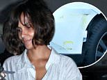Beverly Hills, CA - Actress Halle Berry uses the back door of a local boutique to try and go unnoticed after doing a little shopping.  Halle shared a little smile thinking she could trick photographers from catching her before getting into her car.\nAKM-GSI         December 5,  2014\nTo License These Photos, Please Contact :\n \nSteve Ginsburg\n(310) 505-8447\n(323) 423-9397\nsteve@akmgsi.com\nsales@akmgsi.com\n \nor\n \nMaria Buda\n(917) 242-1505\nmbuda@akmgsi.com\nginsburgspalyinc@gmail.com