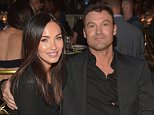 BEVERLY HILLS, CA - DECEMBER 05: Actors Megan Fox and Brian Austin Green attend the 6th Annual Night of Generosity Gala presented by generosity.org at the Beverly Wilshire Four Seasons Hotel on December 5, 2014 in Beverly Hills, California.  (Photo by Charley Gallay/WireImage)