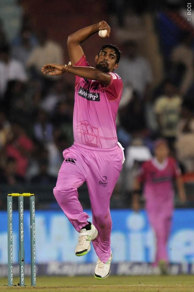 Ish Sodhi of Northern Knights bowls during match 9 of the Oppo Champions League Twenty20 between the Hobart Hurricanes and the Northern knights held at the Chhattisgarh International Cricket Stadium, Raipur, India on the 23rd September 2014  Photo by:  Pal Pillai / Sportzpics/ CLT20   Image use is subject to the terms and conditions as laid out by the BCCI/ CLT20.  The terms and conditions can be downloaded here:  http://sportzpics.photoshelter.com/gallery/CLT20-Image-Terms-and-Conditions-2014/G