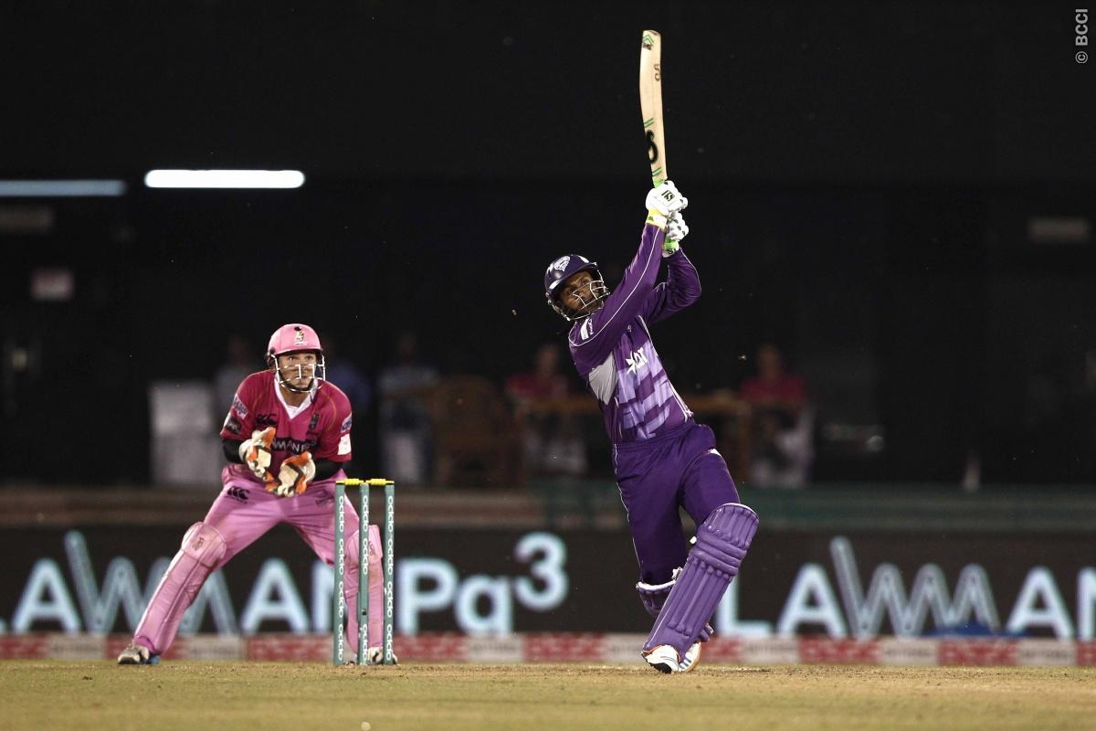 Shoaib Malik of Hobart Hurricanes bats during match 9 of the Oppo Champions League Twenty20 between the Hobart Hurricanes and the Northern knights held at the Chhattisgarh International Cricket Stadium, Raipur, India on the 23rd September 2014  Photo by:  Deepak Malik / Sportzpics/ CLT20   Image use is subject to the terms and conditions as laid out by the BCCI/ CLT20.  The terms and conditions can be downloaded here:  http://sportzpics.photoshelter.com/gallery/CLT20-Image-Terms-and-Conditions-2