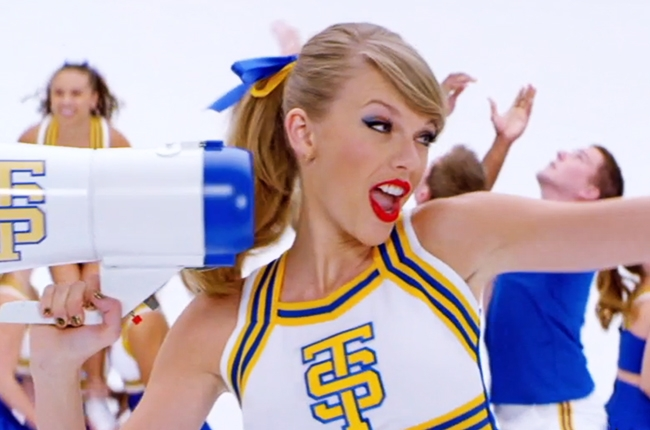 """Music video for Taylor Swift's """"Shake It Off"""""""