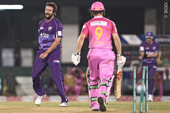 Hurricanes pacer speaks about his side's emphatic victory over Northern Knights