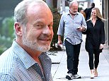 Beverly Hills, CA - Actor, Kelsey Grammer, window shopping while he waits for his wife Kayte Walsh.  He was seen whistling as he walked and checked out the various stores on posh Rodeo Blvd. AKM-GSI          December 11, 2014 To License These Photos, Please Contact : Steve Ginsburg (310) 505-8447 (323) 423-9397 steve@akmgsi.com sales@akmgsi.com or Maria Buda (917) 242-1505 mbuda@akmgsi.com ginsburgspalyinc@gmail.com