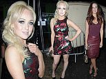 12 Dec 2014 - LIVERPOOL - UK  HOLLYOAKS CAST CHRISTMAS PARTY AT CAMP IN FURNESS IN LIVERPOOL.  NIKKI SANDERSON ALEX FLETCHER JENNY METCALFE SARAH DUNNE ZOE LISTER JORGIE PORTER STEPH DAVIS NICOLE BARBER LANE SOPHIE AUSTIN JESS FOX JAZZ FRANKS ETC  BYLINE MUST READ : XPOSUREPHOTOS.COM  ***UK CLIENTS - PICTURES CONTAINING CHILDREN PLEASE PIXELATE FACE PRIOR TO PUBLICATION ***  **UK CLIENTS MUST CALL PRIOR TO TV OR ONLINE USAGE PLEASE TELEPHONE   44 208 344 2007 **
