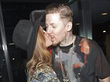 LONDON, ENGLAND - DECEMBER 11:  ( MANDATORY CREDIT PHOTO BY DAVE J. HOGAN  REQUIRED) Professor Green and Millie Mackintosh attend an after party for Professor Green at The Roundhouse on December 11, 2014 in London, England.  (Photo by Dave J Hogan) *** Local Caption *** Professor Green;Millie Mackintosh