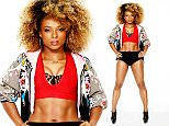 **STRICTLY EMBARGOED UNTIL FRIDAY DECEMBER 12TH** The 2014 X Factor finalists. Fleur East, Ben Haenow and Andrea Faustini.