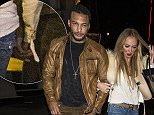 Picture Shows: David McIntosh, Aisleyne Horgan-Wallace  December 11, 2014\n \n **MINIMUM WEB USAGE £400**\n \n BBritish Reality star David McIntosh and glamour model girlfriend Aisleyne Horgan-Wallace spend the day out in London, EnglandThe pair head to a gym before going back to Aisleyne's apartment. The pair finish the day by going to see Les Miserables at Queen's Theatre and holding hands. \n \n **MINIMUM WEB USAGE £400**\n \n Exclusive all Round\n WORLDWIDE RIGHTS\n Pictures by : FameFlynet UK © 2014\n Tel : +44 (0)20 3551 5049\n Email : info@fameflynet.uk.com