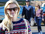 """Picture Shows: Reese Witherspoon  December 13, 2014\n \n """"Wild"""" star Reese Witherspoon and her husband Jim Toth out grocery shopping at Bristol Farms in Los Angeles, California. Reese recently expressed her joy about her Golden Globe nomination for her performance in 'Wild' saying, 'I'm extremely thankful that the film is being recognized in this way. 'Wild' is truly my baby and was a labor of love from the beginning. Cheryl Strayed was so brave in putting her life's journey into words and it makes me happy that this type of recognition will hopefully drive more people to experience it on film.' \n \n Non Exclusive\n UK RIGHTS ONLY \n \n Pictures by : FameFlynet UK © 2014\n Tel : +44 (0)20 3551 5049\n Email : info@fameflynet.uk.com"""