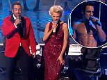 ****Ruckas Videograbs****  (01322) 861777\n*IMPORTANT* Please credit ITV for this picture.\n13/12/14\nX Factor\nGrabs from tonights show\nOffice  (UK)  : 01322 861777\nMobile (UK)  : 07742 164 106\n**IMPORTANT - PLEASE READ** The video grabs supplied by Ruckas Pictures always remain the copyright of the programme makers, we provide a service to purely capture and supply the images to the client, securing the copyright of the images will always remain the responsibility of the publisher at all times.\nStandard terms, conditions & minimum fees apply to our videograbs unless varied by agreement prior to publication.