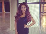Nicole Polizzi / Snooki shares photos nookinicI found a torture chamber.....??