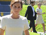 12.DEC.2014 - BUENOS AIRES - ARGENTINA ** EXCLUSIVE ALL ROUND PICTURES ** BRITISH ACTRESS EMMA WATSON AND SPANISH ACTOR DANIEL BRUHL SPOTTED ON THE SET OF THEIR NEW FILM GERMAN DRAMA COLONIA DIGNIDAD IN OLIVOS, BUENOS AIRES BYLINE MUST READ : XPOSUREPHOTOS.COM *AVAILABLE FOR UK SALE ONLY* ***UK CLIENTS - PICTURES CONTAINING CHILDREN PLEASE PIXELATE FACE PRIOR TO PUBLICATION *** *UK CLIENTS MUST CALL PRIOR TO TV OR ONLINE USAGE PLEASE TELEPHONE 0208 344 2007*