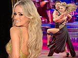 Television Programmes: Strictly Come Dancing Steve Backshall, Ola Jordan  (C) BBC - Photographer: Guy Levy