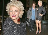 15 Dec 2014 - LONDON - UK  VARIOUS GUEST ARE SEEN HERE AT THE 2014 X FACTOR WRAP PARTY IN LONDON.  BYLINE MUST READ : XPOSUREPHOTOS.COM  ***UK CLIENTS - PICTURES CONTAINING CHILDREN PLEASE PIXELATE FACE PRIOR TO PUBLICATION ***  **UK CLIENTS MUST CALL PRIOR TO TV OR ONLINE USAGE PLEASE TELEPHONE   44 208 344 2007 **