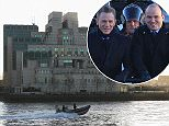Daniel Craig and Rory Kinnear film a scene for the new Bond movie Spectre on the River Thames in London\nFeaturing: Daniel Craig, Rory Kinnear\nWhere: London, United Kingdom\nWhen: 15 Dec 2014\nCredit: WENN.com