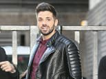 X-Factor winner Ben Haenow is pictured leaving the ITV studios following a guest appearance on 'Lorraine'.  Pictured: Ben Haenow Ref: SPL911092  151214   Picture by: Simon Earl / Splash News  Splash News and Pictures Los Angeles: 310-821-2666 New York: 212-619-2666 London: 870-934-2666 photodesk@splashnews.com