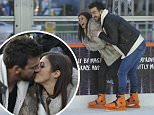 PICTURE BYLINE --- optimusimages.co.uk\nPICTURES SHOW --- Kym Marsh and Dan Hooper seen after recently getting engaged. Kym and Dan both looked happy as could be as they enjoyed them selfs on the Ice rink in Selfridges The Trafford centre, Manchester.\n***Exclusive pictures, a fee must be agreed before any usage***\n****NOTICE, NO WEB OR TV USAGE WITHOUT PRIOR AGREEING A FEE****\n****Please Email - pictures@optimusimages.co.uk or visit -  www.optimusimages.co.uk**** \n