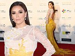DUBAI, UNITED ARAB EMIRATES - DECEMBER 14:  Eva Longoria attends the Global Gift Gala during day five of the 11th Annual Dubai International Film Festival held at White Dubai on December 14, 2014 in Dubai, United Arab Emirates.  (Photo by Andrew H. Walker/Getty Images for DIFF)