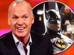 Michael Keaton during filming of the Graham Norton Show at the London Studios, in central London. PRESS ASSOCIATION Photo. Picture date: Thursday December 4, 2014. Photo credit should read: Ian West/PA Wire
