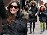 EXCLUSIVE: Pregnant actress Liv Tyler treats her birthday boy Milo Langdon to balloons, a cake and a custom recreational vehicle packed with his friends for a day adventure on December 14, 2014 in West Village, New York City. Milo turned 10 and was born on Decembercember 14, 2004\n\nPictured: Liv Tyler and Milo Langdon\nRef: SPL912416  141214   EXCLUSIVE\nPicture by: Christopher Peterson/Splash News\n\nSplash News and Pictures\nLos Angeles:\t310-821-2666\nNew York:\t212-619-2666\nLondon:\t870-934-2666\nphotodesk@splashnews.com\n