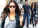 Picture Shows: Brian Austin Green, Megan Fox  December 14, 2014    'Zeroville' actress Megan Fox and husband Brian Austin Green spotted out for lunch at Sweet Butter in Sherman Oaks, California.     Earlier this month the pair were hit by a drunk driver but didn't suffer any injuries.     Exclusive - All Round  UK RIGHTS ONLY    Pictures by : FameFlynet UK    2014  Tel : +44 (0)20 3551 5049  Email : info@fameflynet.uk.com