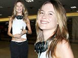 Pictured: Behati Prinsloo\nMandatory Credit © CALA/Broadimage\nBehati Prinsloo arrives at the Los Angeles International Airport\n\n12/14/14, Los Angeles, California, United States of America\n\nBroadimage Newswire\nLos Angeles 1+  (310) 301-1027\nNew York      1+  (646) 827-9134\nsales@broadimage.com\nhttp://www.broadimage.com